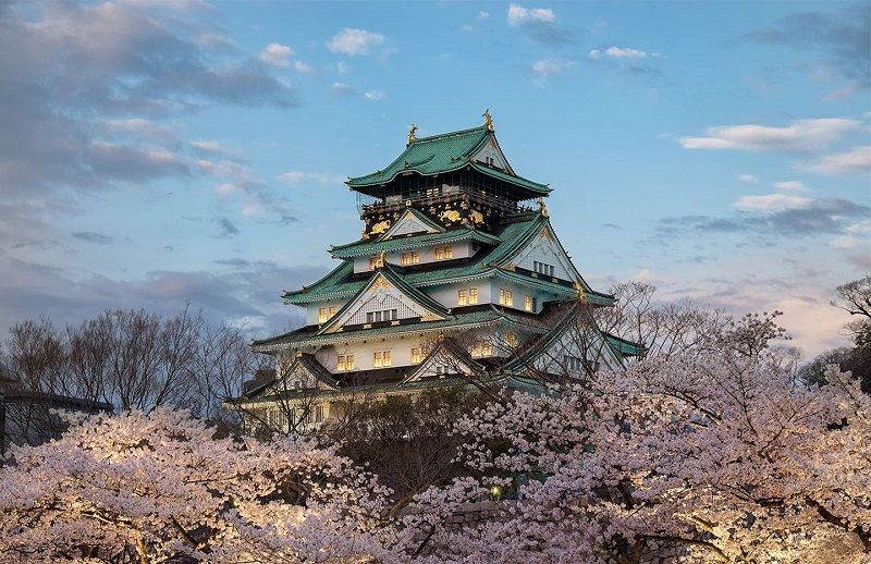 Lâu đài Trắng Osaka