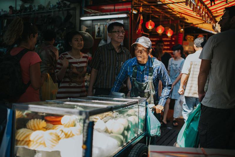 Ngắm nhìn cuộc sống thanh bình trên xứ Chùa Vàng