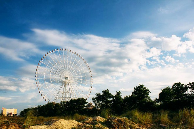 Vòng quay mặt trời - Sun Wheel
