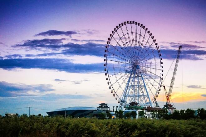 Vòng quay mặt trời - Sun Wheel7