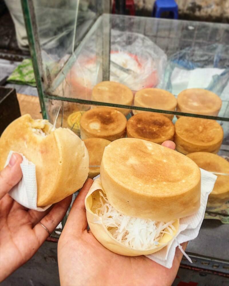 Bánh bò dừa