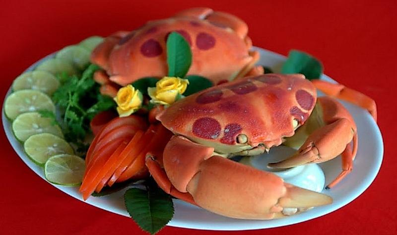 Đặc sản đảo Phú Qúy, ăn sang mà giá vẫn rẻ