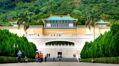 Những điểm du lịch hấp dẫn nhất Đài Loan