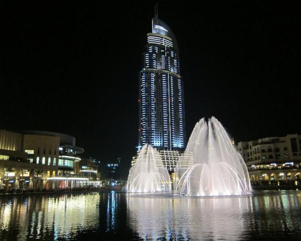 Đài phun nước lớn nhất thế giới2