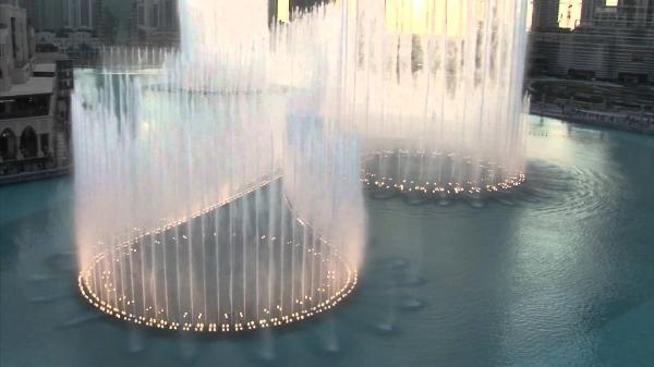 Đài phun nước lớn nhất thế giới5