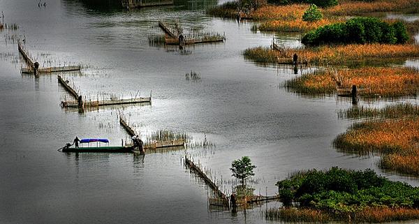 Đầm Đông Hồ - du lịch Hà Tiên