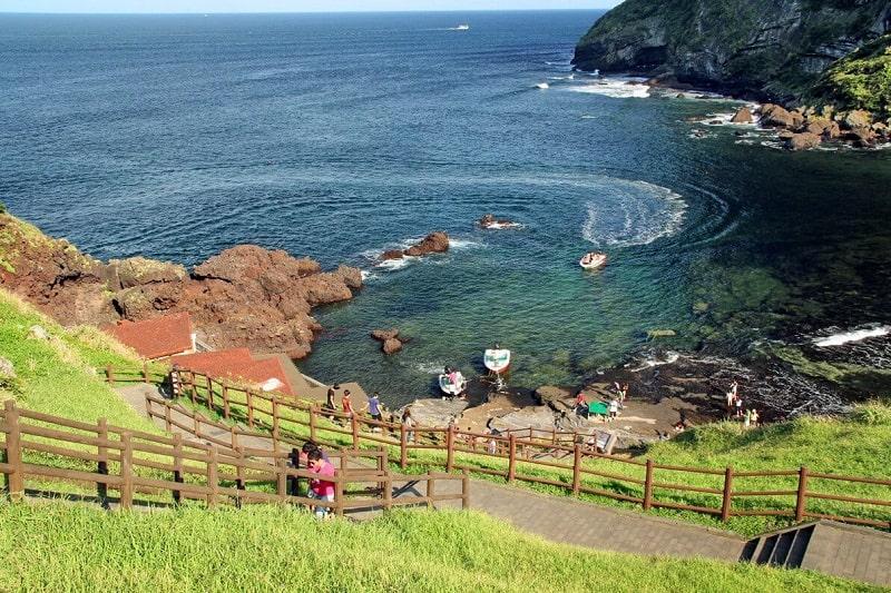 Jeju - hòn đảo xinh đẹp ở Hàn Quốc