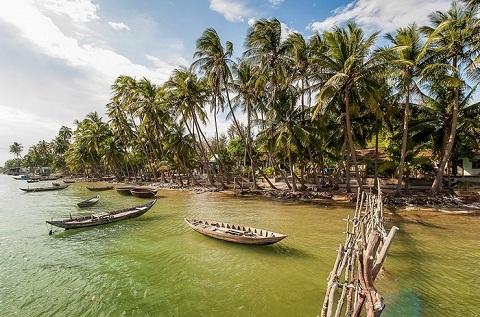 Đảo Tam Hải viên ngọc quý ở Quảng Nam