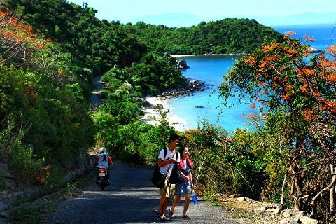 Một góc đảo Cù Lao Chàm