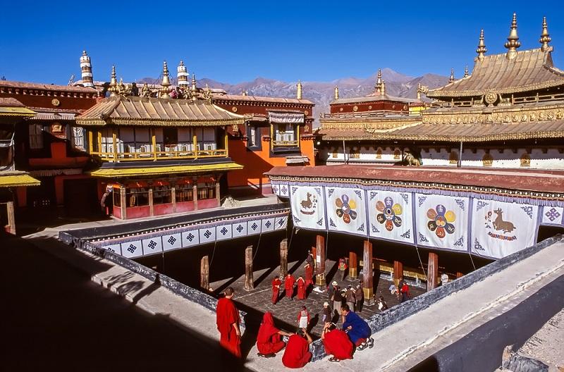 Tu viện Đại Chiêu tại Tây Tạng