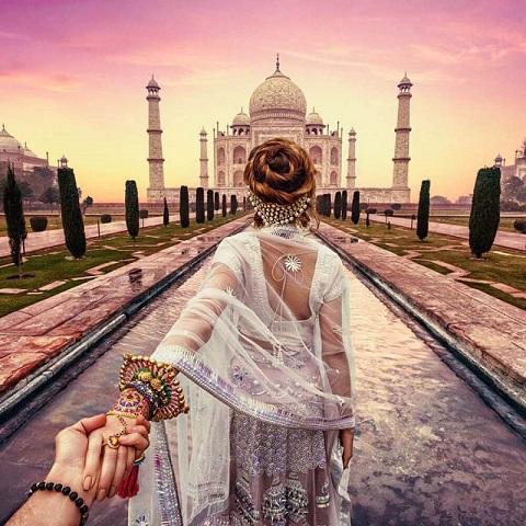 Đây là món quà tình yêu của hoàng đế Mughal tặng cho người vợ đã mất