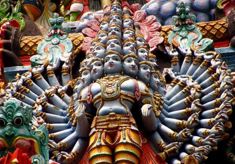 di sản nổi tiếng Ấn Độ
