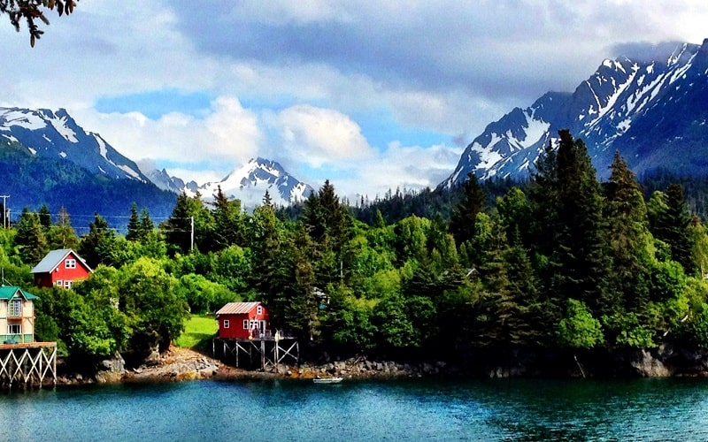 Vịnh Halibut, Alaska