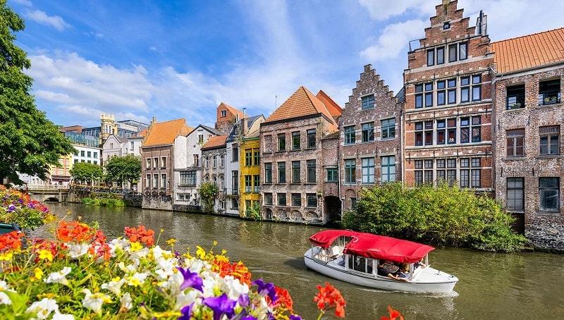 Thành phố Ghent, Bỉ