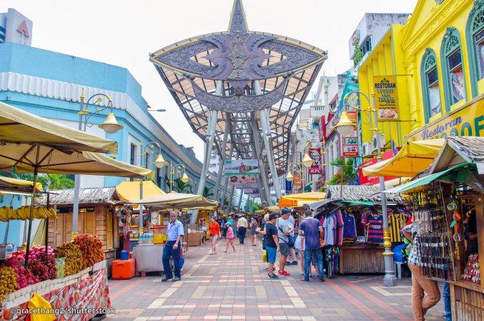 Chợ Trung tâm thành phố KL