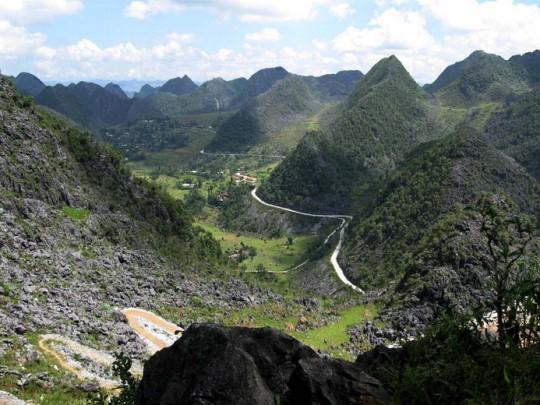 Điểm du lịch trốn nóng hấp dẫn ngay tại Việt Nam