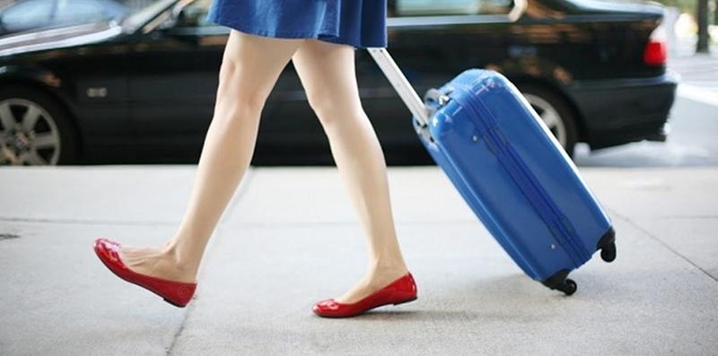 Hành lý xách tay càng gọn, nhẹ càng tốt