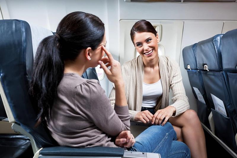 Hãy chọn ghế ngồi thật thoải mái