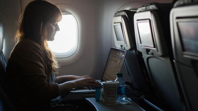 Hạn chế làm việc trên máy bay khiến đầu óc căng thẳng