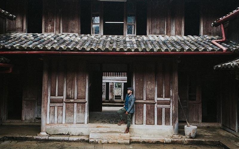 Ghé thăm Dinh thự vua Mèo đẹp như nhà cổ Trung Hoa tại Hà Giang