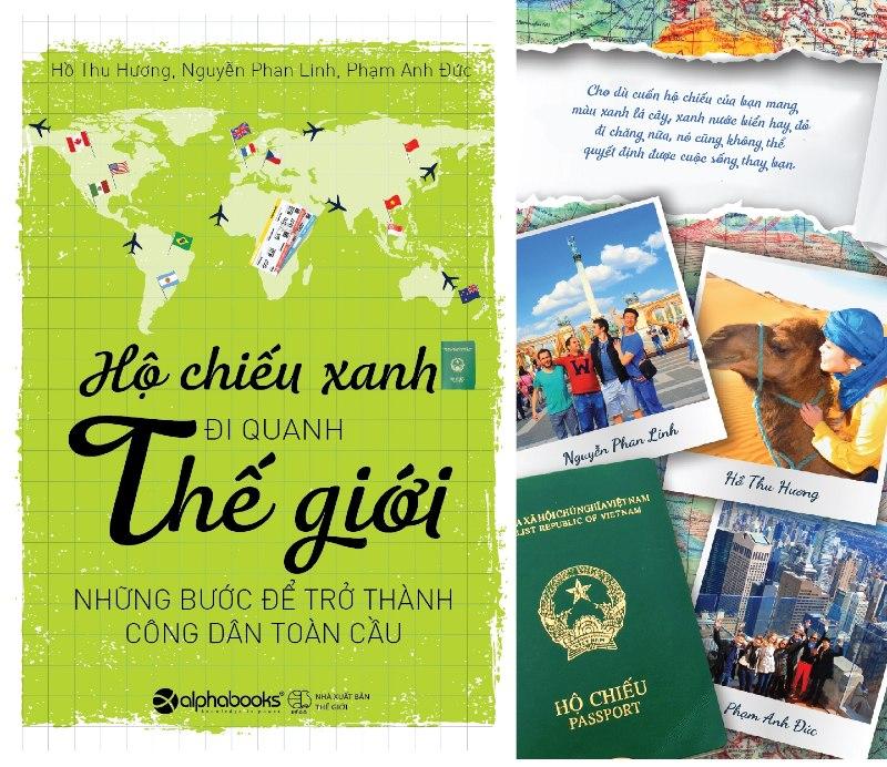 Những trang sách truyền cảm hứng du lịch cho bạn đọc