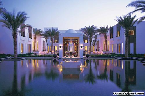 9 kỳ quan kiến trúc hiện đại của Trung Đông