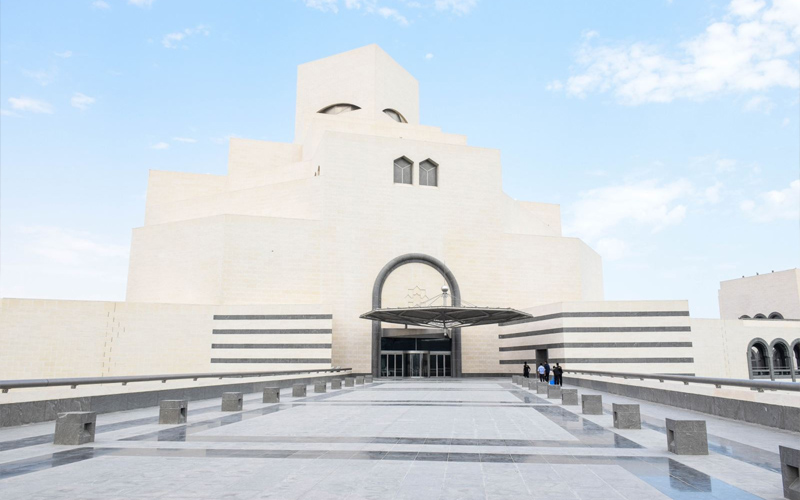 Sửng sốt với Doha - Trái tim cuả Qatar