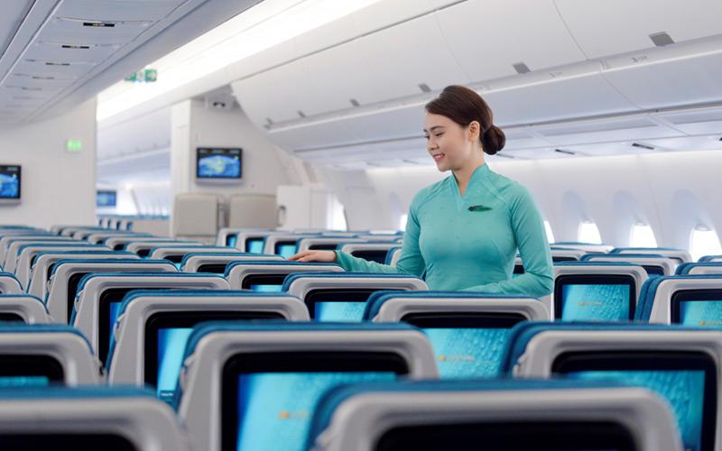 """""""Đón thu quyến rũ 2019"""" với siêu khuyến mại từ Vietnam Airlines"""