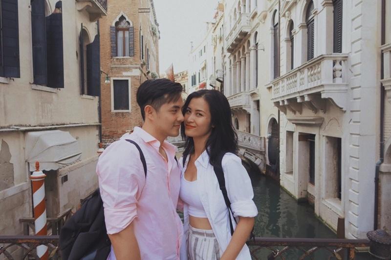 Du hí ở Venice vào tháng 8/2018