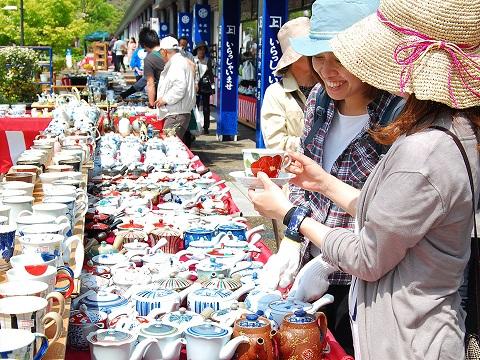 Các làng nghề truyền thống của Nhật Bản