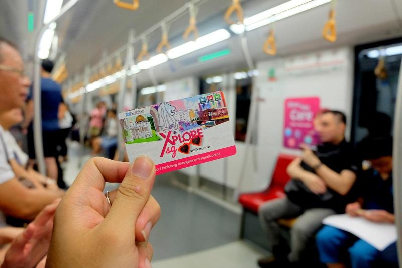 du lịch Singapore một mình