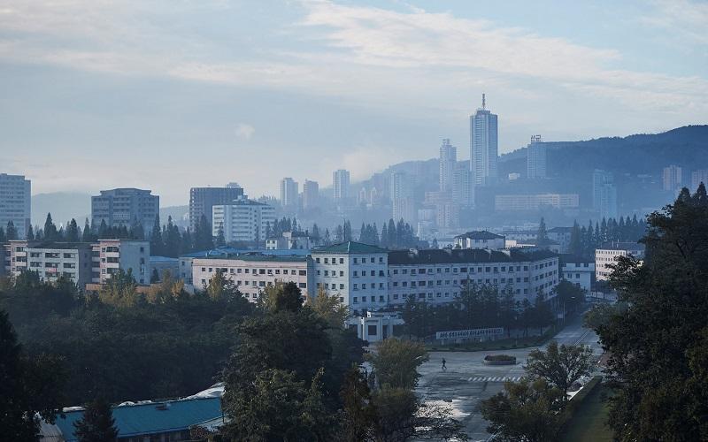 Phương tiện đi lại ở Triều Tiên rất đa dạng