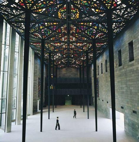 Trung tâm nghệ thuật đương đại ấn tượng ở Melbourne với mái vòm lạ mắt