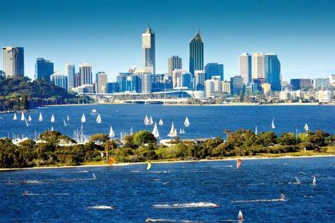 Thành phố Perth yên bình của Úc