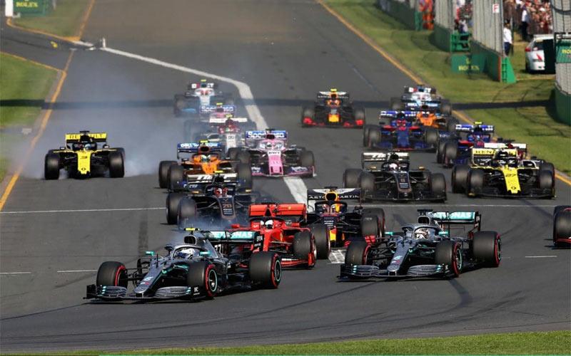 bán vé giải đua xe F1 tại Việt Nam