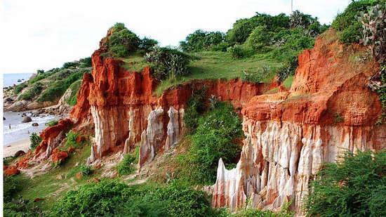 Đẹp say lòng Gành Son Bình Thuận