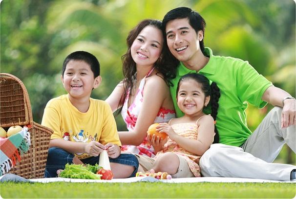 Cùng đi picnic, gắn kết gia đình