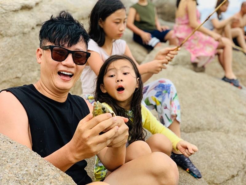 Du lịch là cách học hỏi tốt nhất với trẻ em theo quan niệm của Hoàng Bách