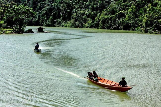 Ngược dòng sông Giăng