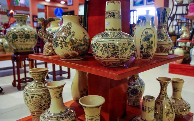 Gốm Chu Đậu - khẳng định thương hiệu Việt
