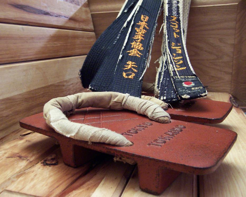 guốc gỗ Nhật Bản5