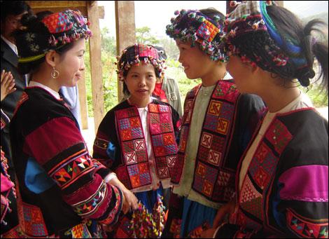 Sắc màu văn hóa vùng cao