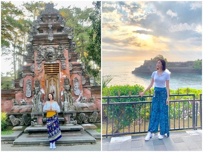 Ghé thăm những điểm đến nổi tiếng của Bali