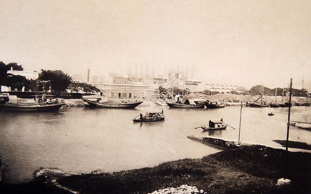 Hải Phòng thế kỷ trước qua ống kính phương Tây
