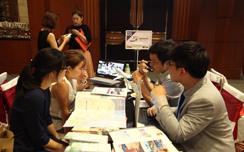Hàn Quốc đẩy mạnh quảng bá du lịch MICE tại thị trường Việt Nam