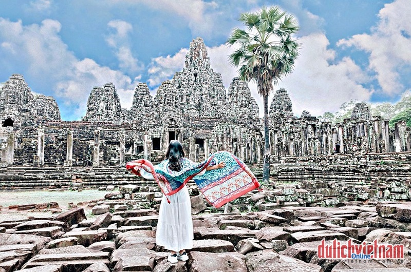 Hành trình khám phá Angkor