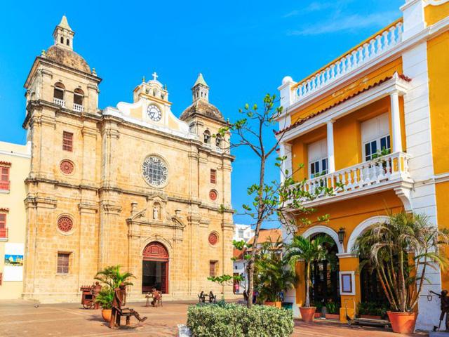 Cartagena, colombia diểm đến hấp dẫn nhất thế giới trong tháng 3