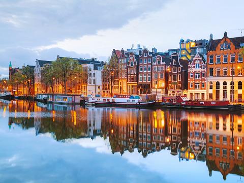 Amsterdam - điểm đến hấp dẫn nhất thế giới trong tháng 3