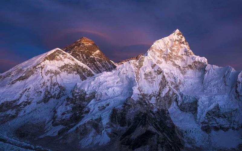 Vẻ đẹp hiếm thấy của vùng đất Himalaya