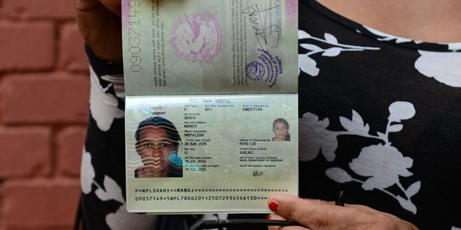 Nepal cấp hộ chiếu cho giới tính thứ ba